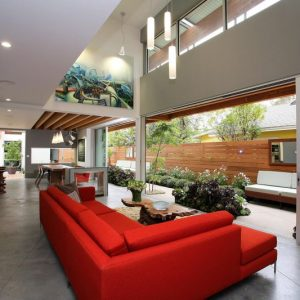 710 Milwood Living Room One